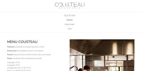 Brasserie Cousteau